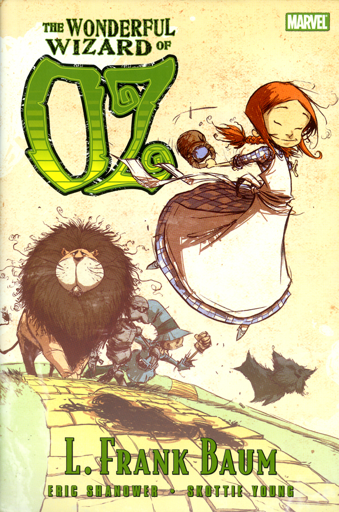 Marvel's Wonderful Wizard of Oz