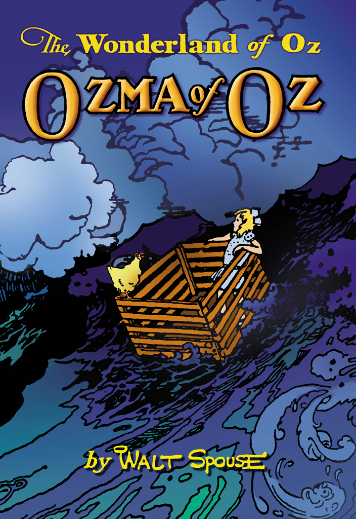 Wonderland of Oz OZMA OF OZ