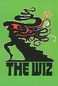 THE WIZ 1993 Souvenir Program