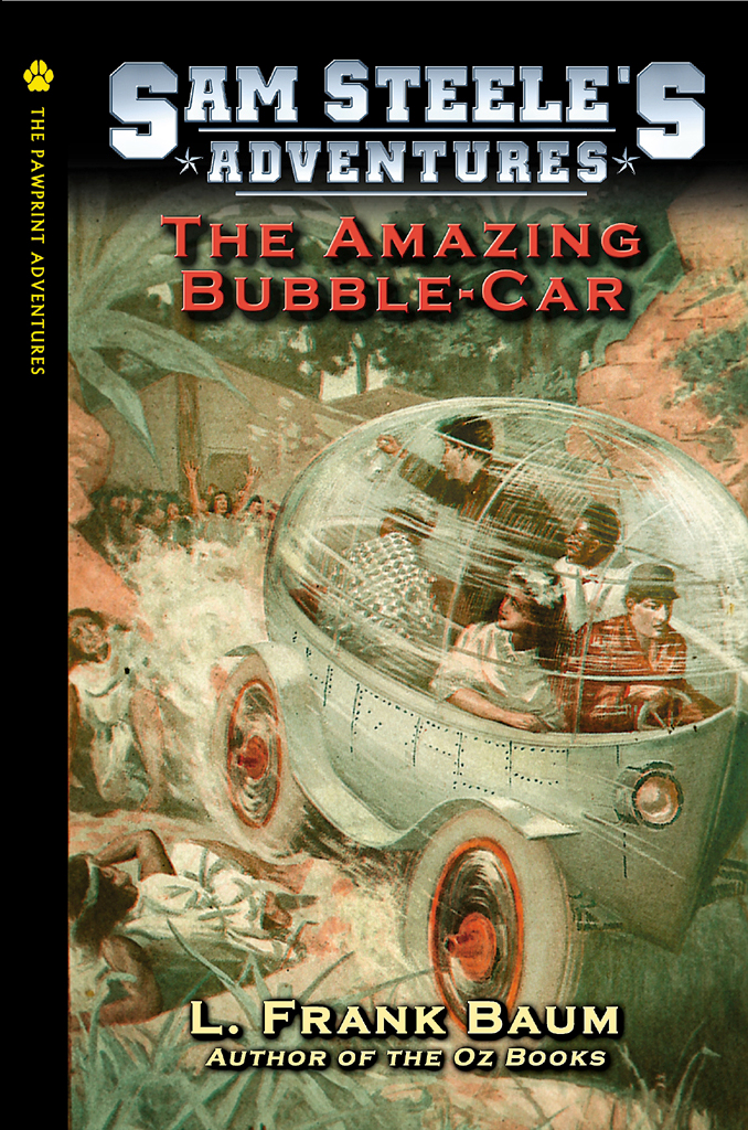 Amazing Bubble Car